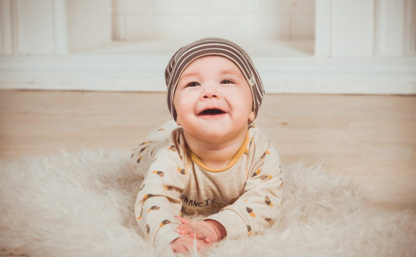 5 Simple Ways to Help Your Baby Love Tummy Time
